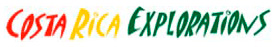 Costa Rica Explorations Logo